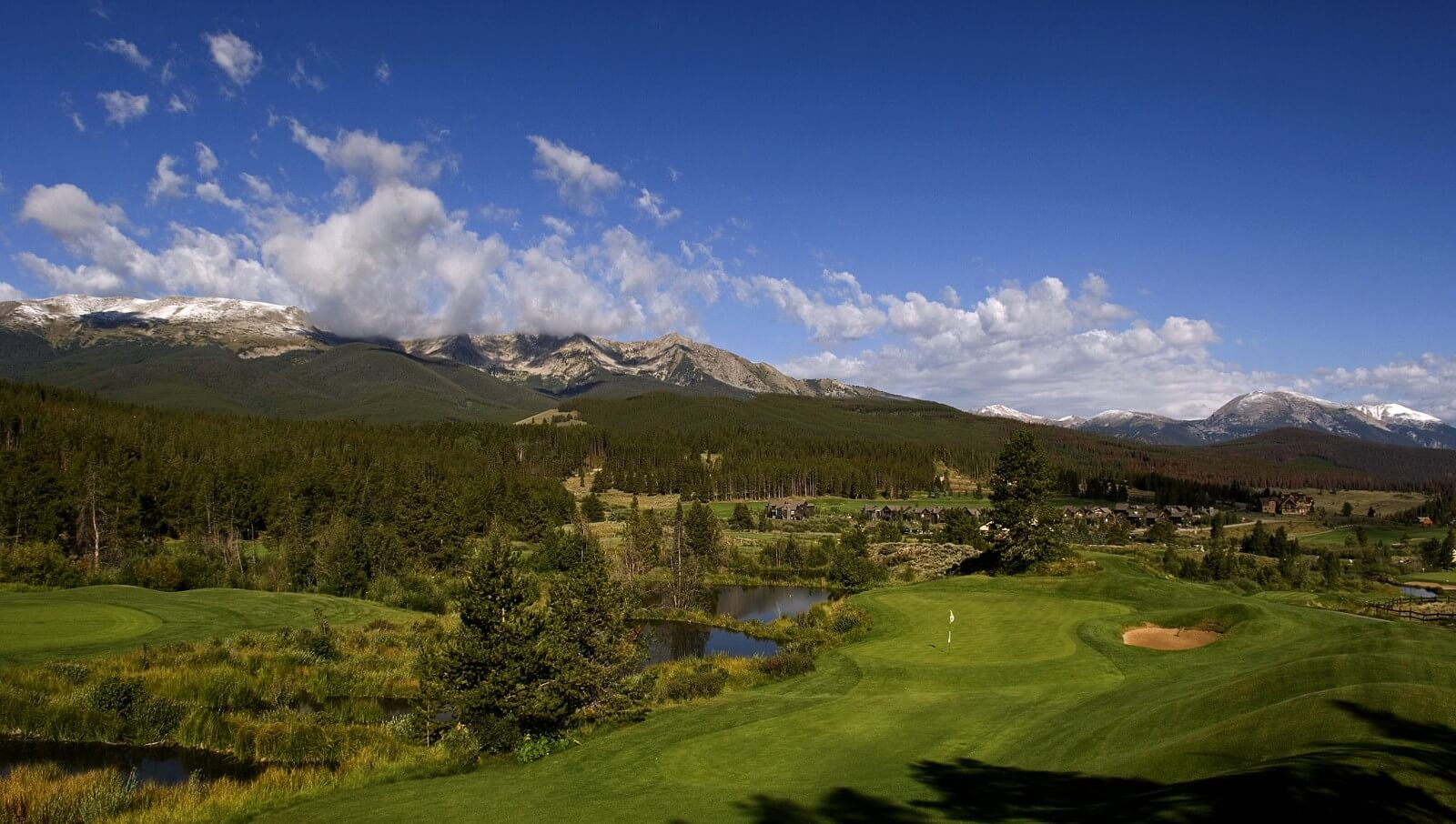 Breckenridge Golf Course